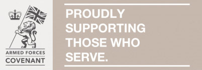 Proudly supporting those who serve